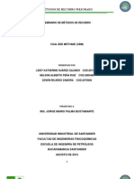 Coal Bed Methane (Cbm)PDF