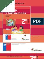 guia docente 2° lenguaje