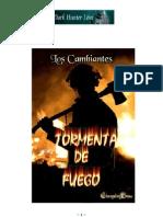 Antologia Los Cambiantes - Tormenta de Fuego by DHL