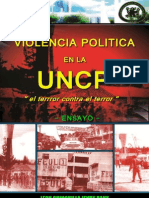 Ensayo de La Violencia Politica en La Uncp