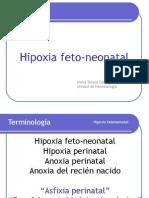 Hipoxia fetoneonatal.