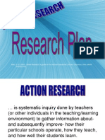 AR Research Plan 9-091
