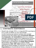 Corrientes Urbanisticas (EdwarCetina)