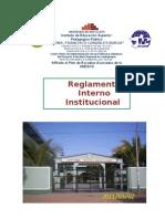 Reglamento Interno 2011 Del Iesppmfgb