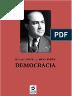Rafael Preciado - Democracia