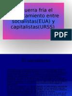 El socialismo es una ideología de economía política
