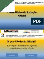 APRESENTAÇÃO REDAÇÃO OFICIAL.ppt