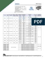 NIC Components NRC