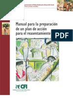 Manual para la preparación de un plan de reasentamiento