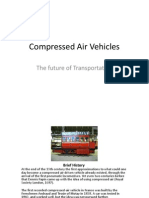 Compressed Air Vehicles Project1