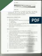 Proyecto de Power Point Instrucciones 2013