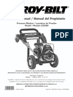 Power Washer Manual