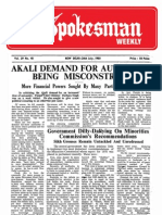 The Spokesman Weekly Vol 29. No. 48 July 28, 1980