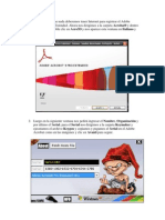 Tutorial de Instalacion Adobe Acrobat 9 Pro Extended