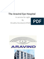 The Aravind Eye Hospital