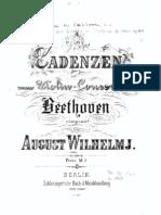 Beethoven Violin Concerto - Cadenza