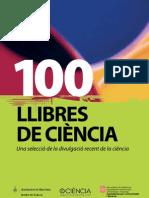 100 Llibres de Ciencia