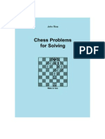 John Rice - Chess Problems