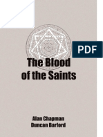 The Blood of the Saints - Alan Chapman