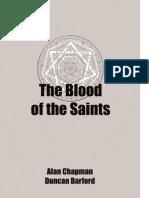 The Blood of the Saints - Alan Chapman