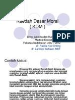Kuliah KDM
