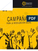 Manual Campagnas Para La Movilizacion Social
