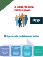 00 Teoria general de la administración