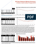 Weekend market summary week ending 2013 August 18 (1).pdf