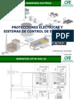 ProteccionesElectricas Control