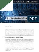 01-Introduction to Proteus VSM Part I
