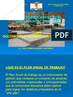 Proyecto Educativo QUILLAHUACA 2020