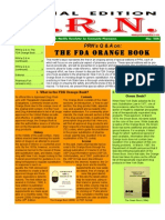 The FDA Orange Book