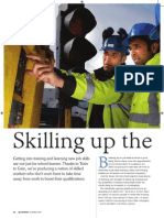 A4e Skills up the workforce