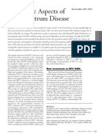 Psychiatric Aspects of HIV Spectrum Disease