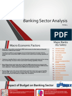 Banking Sector Analysis