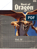 Best of Dragon Magazine - Vol II | Dungeons & Dragons | Leisure