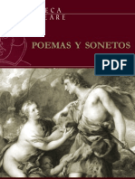 Shakespeare William - Poemas Y Sonetos