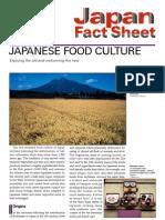 Japanese Food Culture