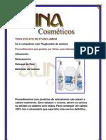 Teste de Mecha-tioglicolato de Etanolamina