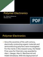 Polymer Electronics