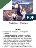 Antigone - Themes