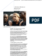 Pourquoi les sélections africaines ne misent pas sur les entraîneurs du cru - 20minutes.fr)