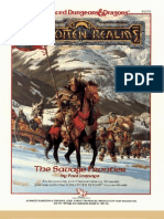 AD&D - Forgotten Realms - The Savage Frontier