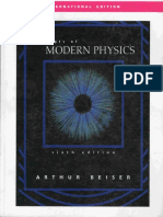 Concepts of Modern Physics (6th Edition) - Arthur Beiser