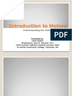 061709-Introduction to Motors