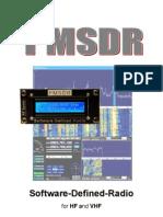 PMSDR Manual v1.0