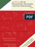 Ley 17288 de Monumentos Nacionales (edicion 2006)