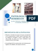 I. Patologia Del Hormigon - Ing. Cabrerizo