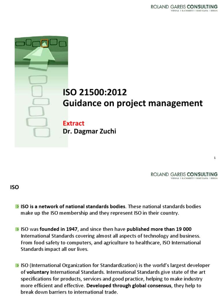 Espanol pdf iso 21500