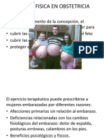 Tf en Obstetricia